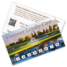 Loyalty Cards Box of 2500